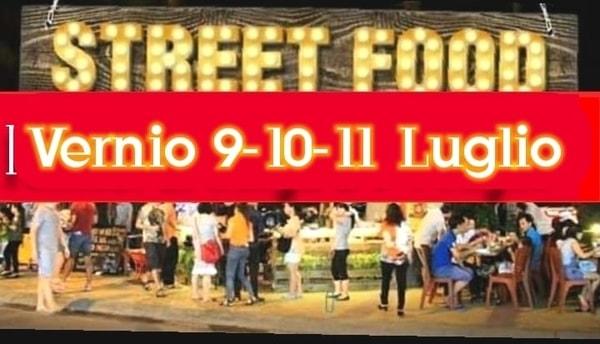 Street Food a Vernio 2021