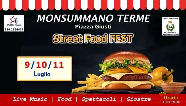Street Food Monsummano Terme 2021