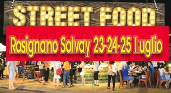 Street Food Rosignano Solvay