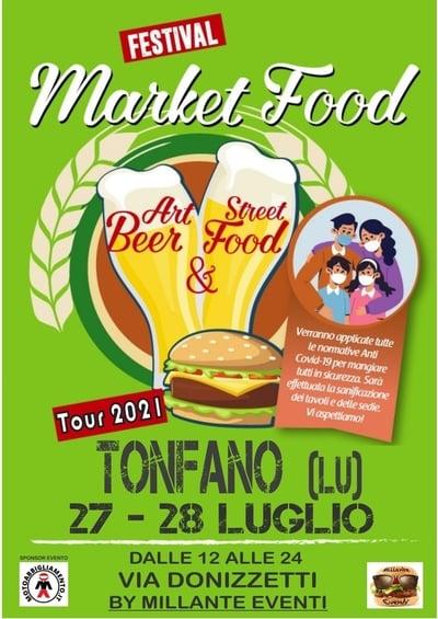Street Food Tonfano 2021