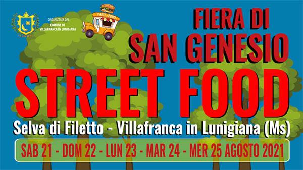 Fiera di San Genesio 2021 a Selva di Filetto - Villafranca in Lunigiana