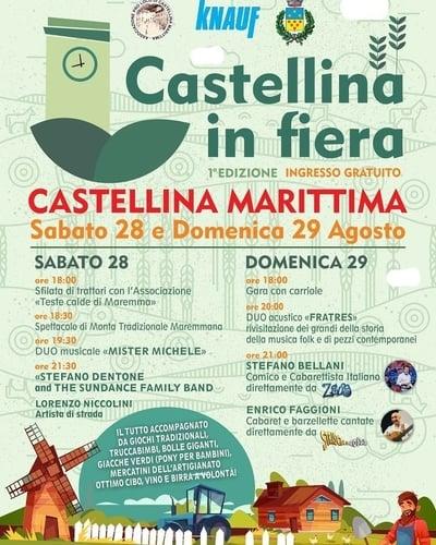 Castellina in Fiera 2021 Castellina Marittima