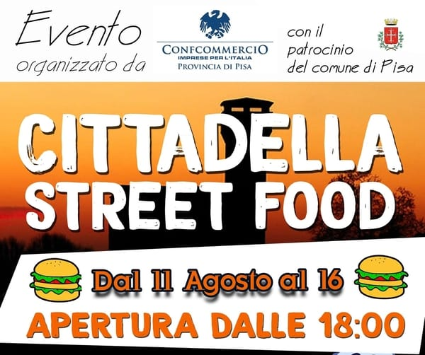 Cittadella Street Food Agosto