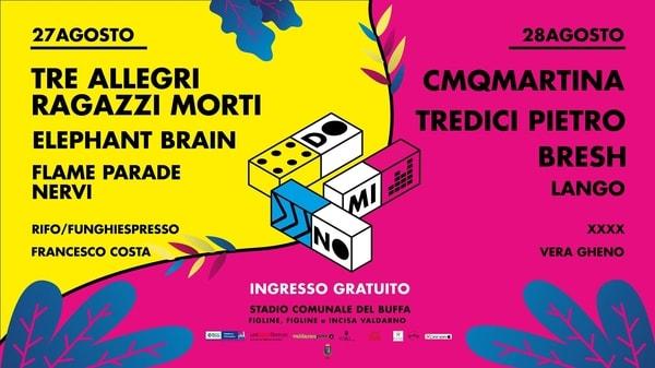 Domino Festival Figline Valdarno 2021