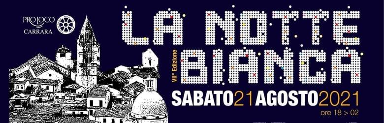 Eventi Carrara Agosto 2021