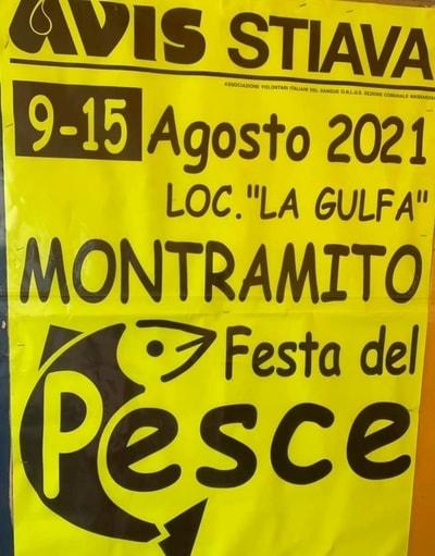 Festa del Pesce Montramito 2021