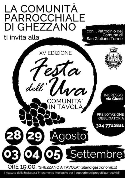 Festa dell Uva Ghezzano 2021