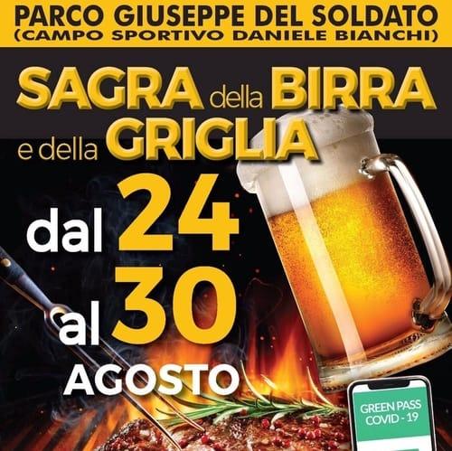 Festa Della Birra Quiesa 2021