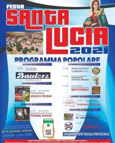 Festa di Santa Lucia Cesa 2021