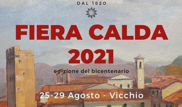 Fiere Toscana Agosto 2021