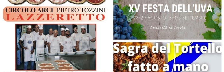 Mercatini Toscani Domenica 29 Agosto 2021