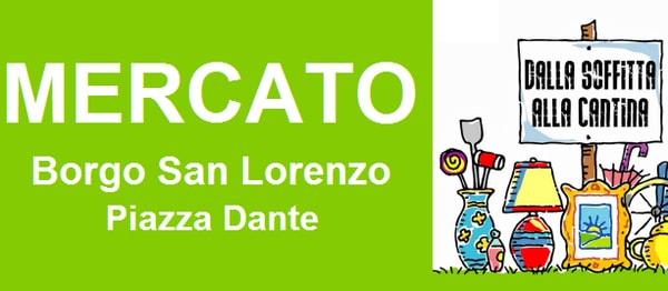 Mercato Borgo San Lorenzo Agosto 2021