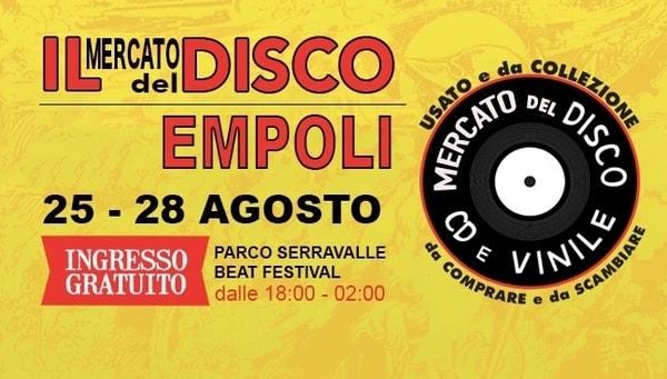 Mostra Mercato Disco Empoli 2021