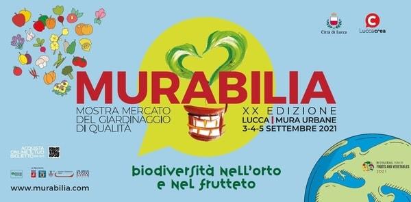 Murabilia 2021 Lucca