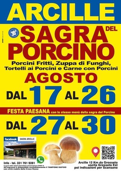Sagra Porcino Arcille 2021
