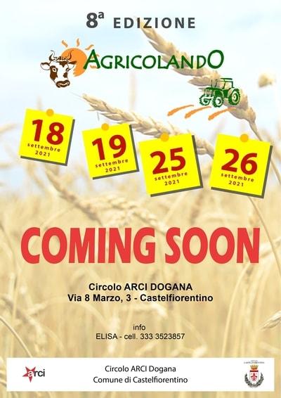 Agricolando Castelfiorentino 2021