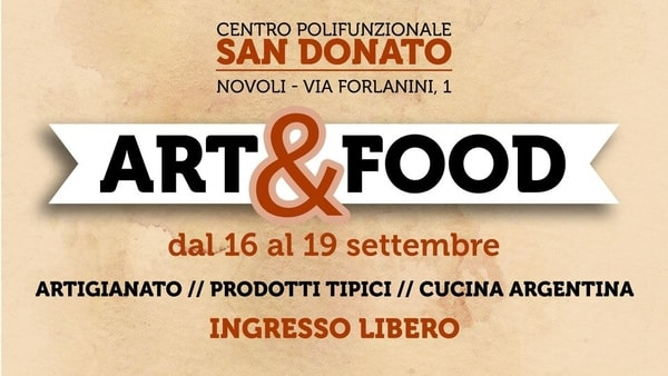 Art Food San Donato 2021