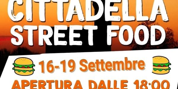 Cittadella Street Food Settembre 2021