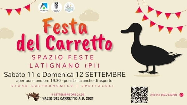 Festa del Carretto Latignano 2021