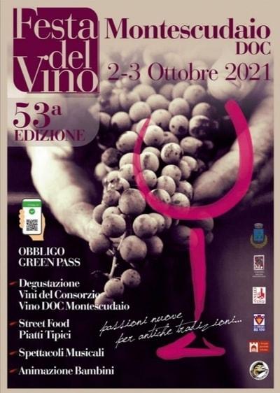 Festa del Vino Montescudaio 2021