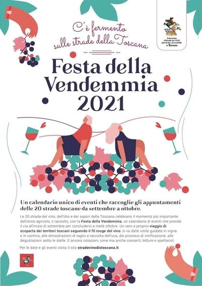 Festa della Vendemmia Toscana 2021