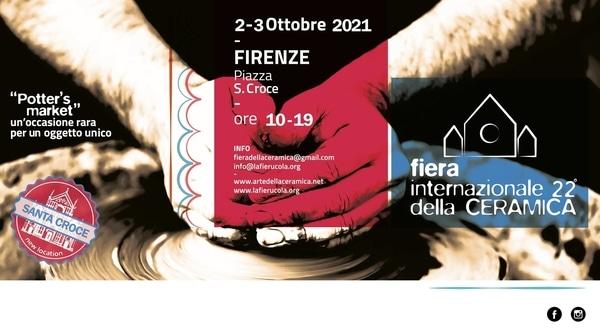 Fiera Ceramica Firenze 2021