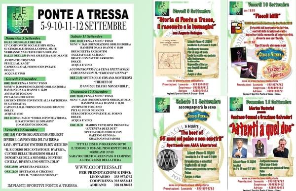 Fiera Tressa Monteroni Arbia 2021