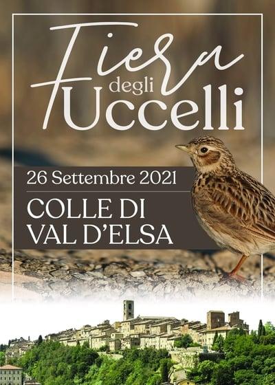Fiera Uccelli Val d'Elsa 20211
