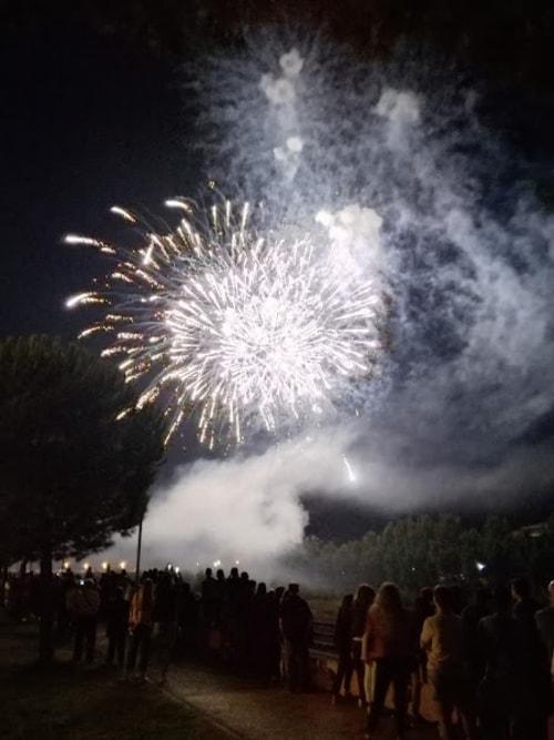 Fuochi di Artificio Perdono Valdarno