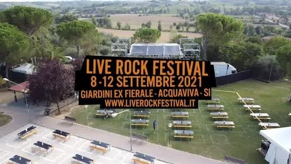 Live Rock Festival Montepulciano 2021