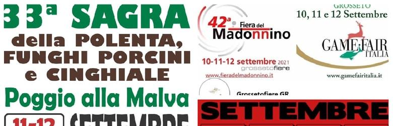 Mercatini Toscana Domenica 12 Settembre 2021