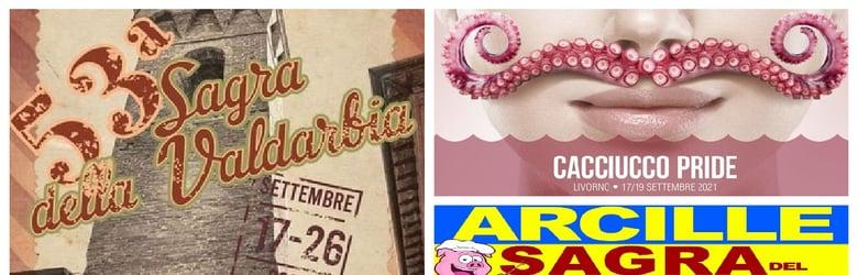 Mercatini Toscana Domenica 19 Settembre 2021