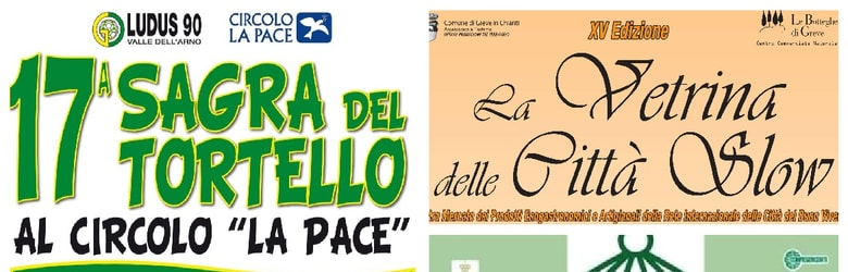 Mercatini Toscana Domenica 3 Ottobre 2021