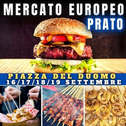 Mercato Europeo Prato 2021
