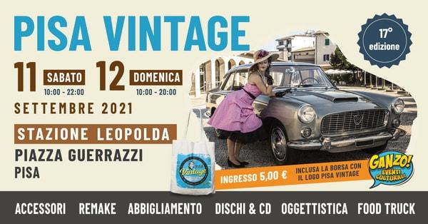 Pisa Vintage 2021