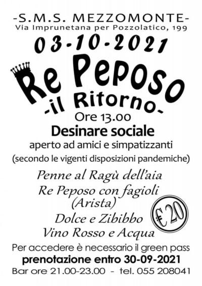 Re Peposo Mezzomonte 2021