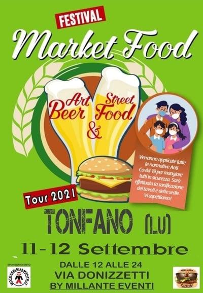 Tonfano Street Food Settembre 2021