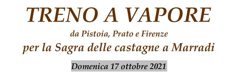 Treno Firenze Pistoia Marradi 2021