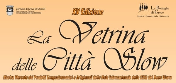 Vetrina Città Slow Greve in Chianti