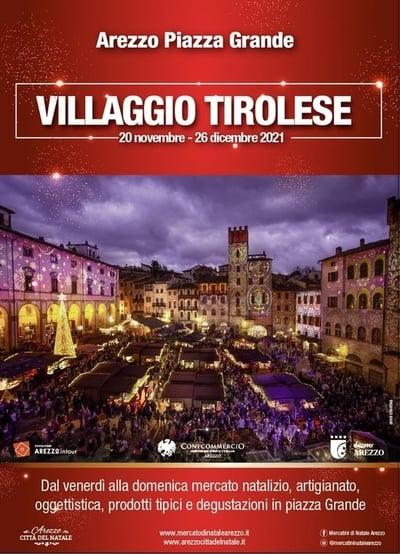 Villaggio Tirolese Arezzo 2021