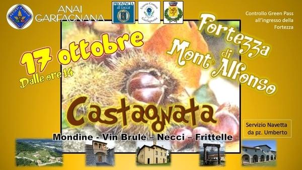 Castagnata Mont'Alfonso 2021