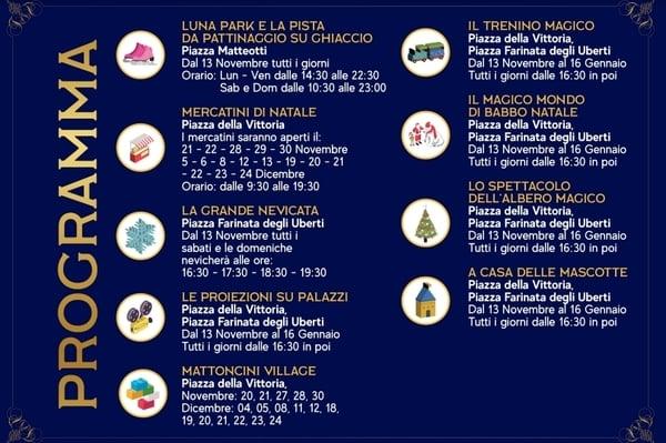 Eventi Natale 2021 Empoli