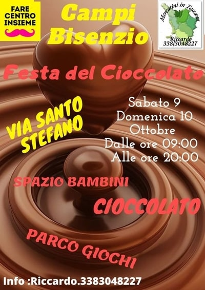 Festa Cioccolato Campi Bisenzio 2021