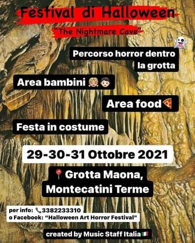 Festa Grotta Maona Ottobre 2021