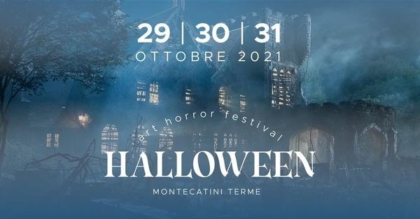 Festa Halloween Montecatini Terme 2021