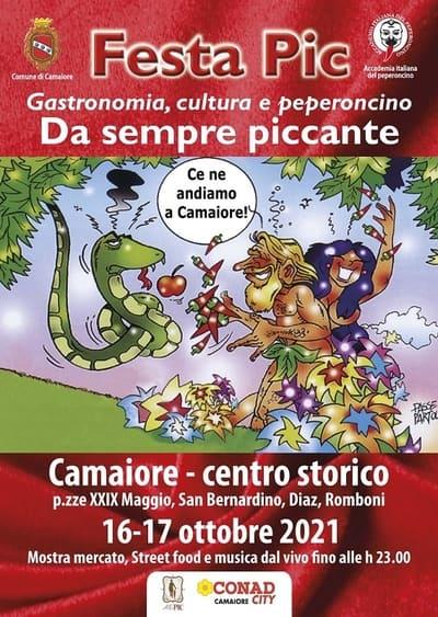 Festa Pic Camaiore 2021