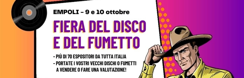 Fiera Fumetti Toscana 2021