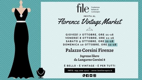 Florence Vintage Market 2021