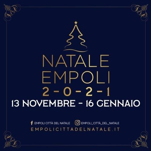 Iniziative Natalizie Empoli 2021