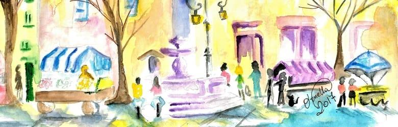 Mercati Piazza Santo Spirito Firenze